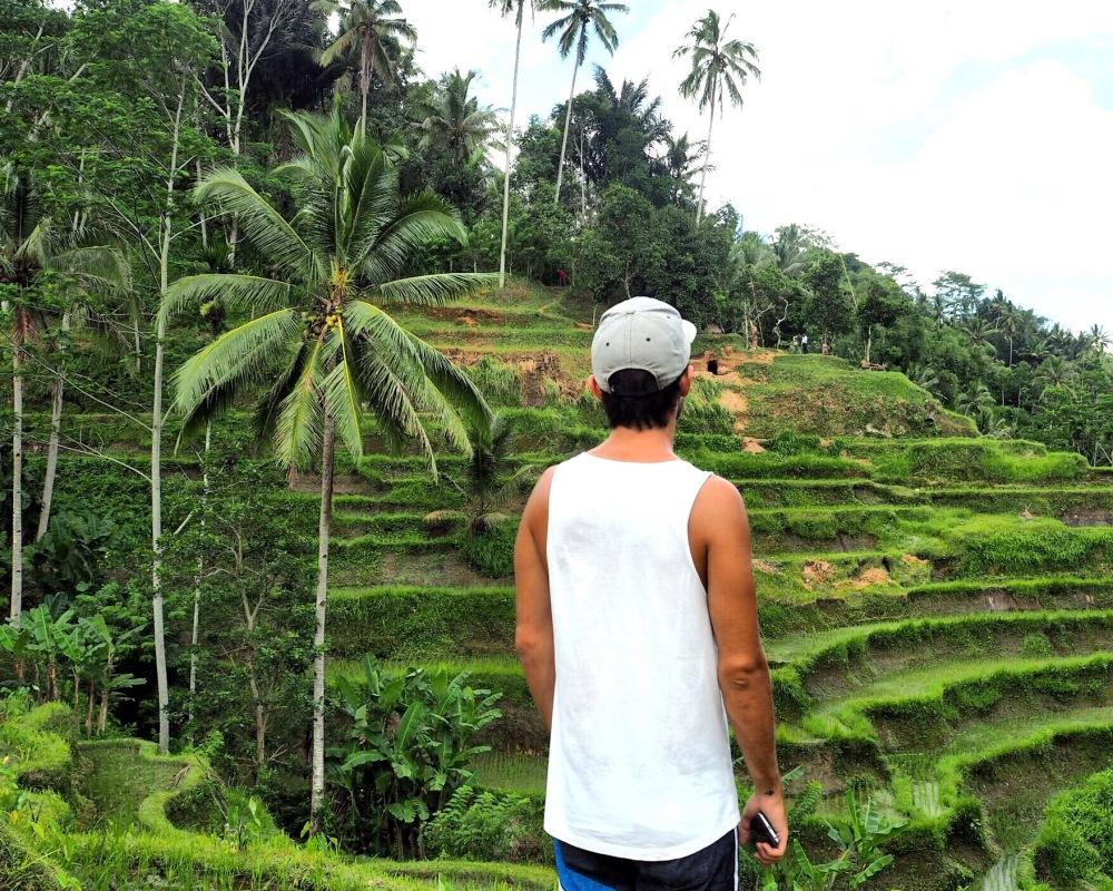 terrasse de riz Ubud Indonésie best moment in 2016 ©delicieusevie