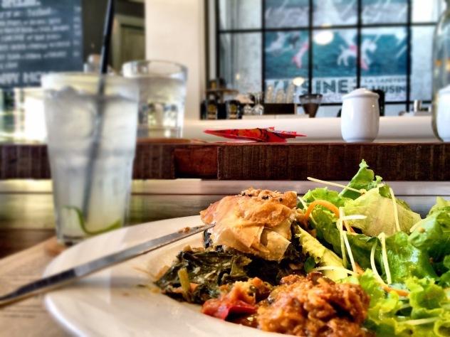L'Usine Café food Ho Chi Minh - Viet-Nâm ©Delicieusevie