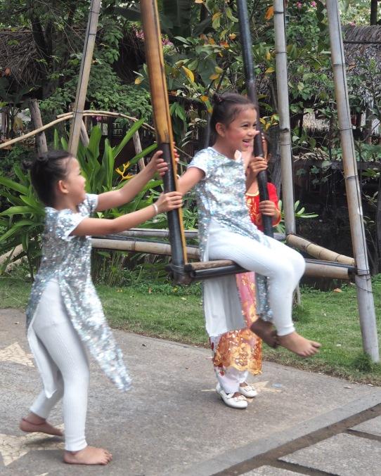Village Bính Quói 2 jeux d'enfant Ho Chi Minh - Viet Nam ©Delicieusevie