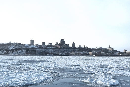 quebec from levis by delicieuse vie