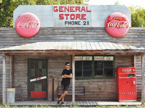 General Store CocaCola - Michael DelicieuseVie